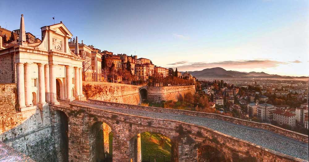 Le Mura Venete di Bergamo, patrimonio UNESCO