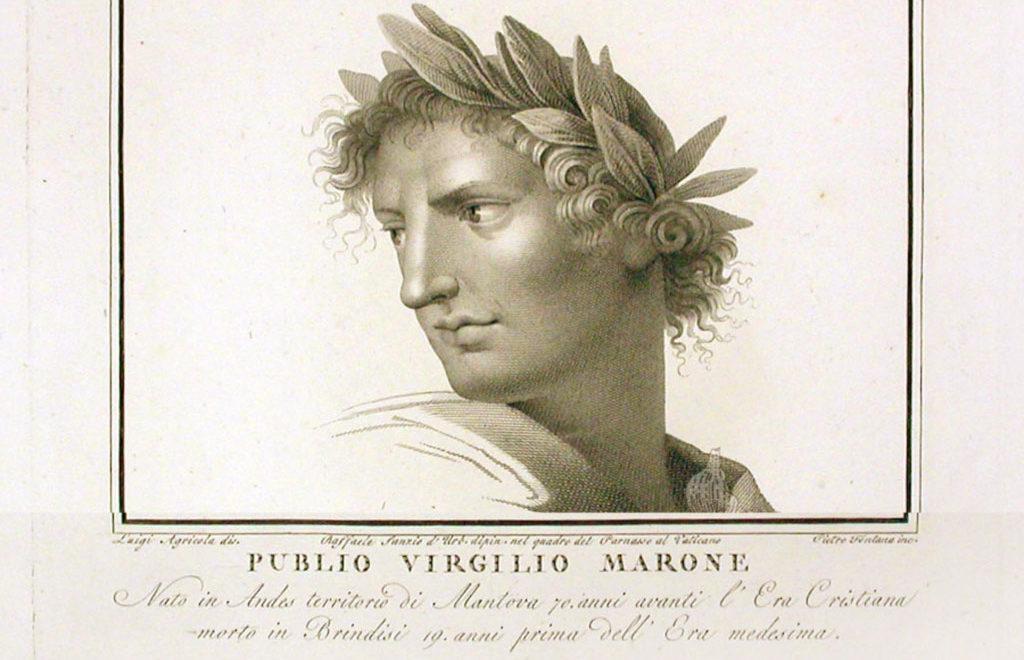 Il vate mantovano: Publio Virgilio Marone