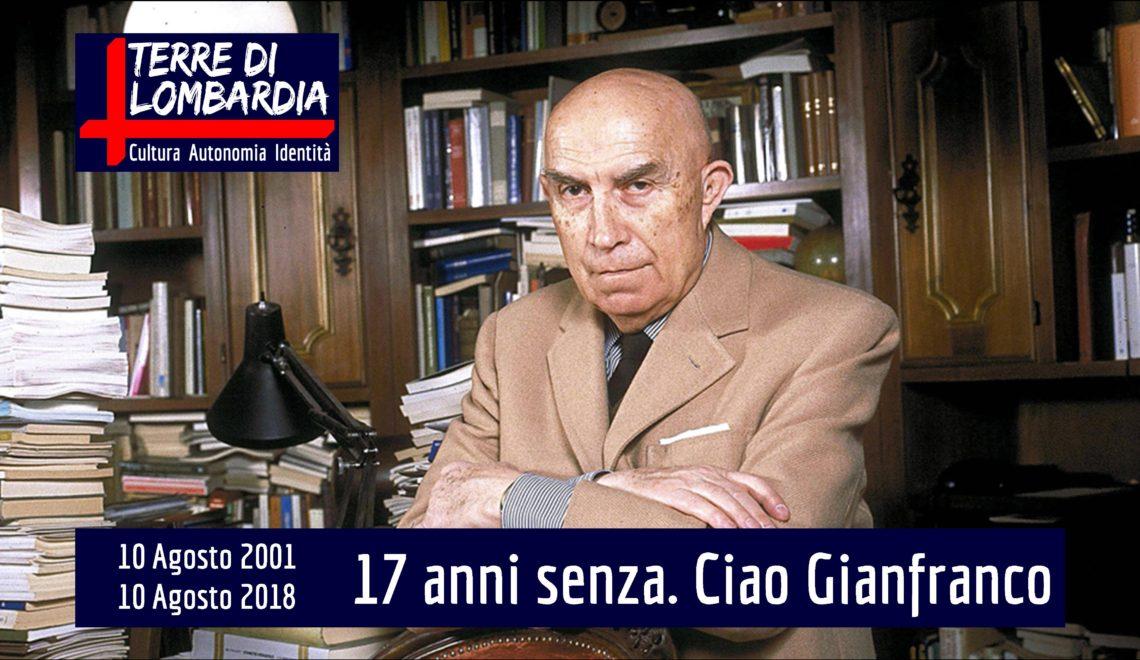 """La politica """"pura"""" di Gianfranco Miglio"""