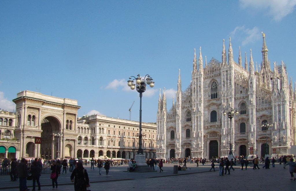 Sempre più turismo in Lombardia