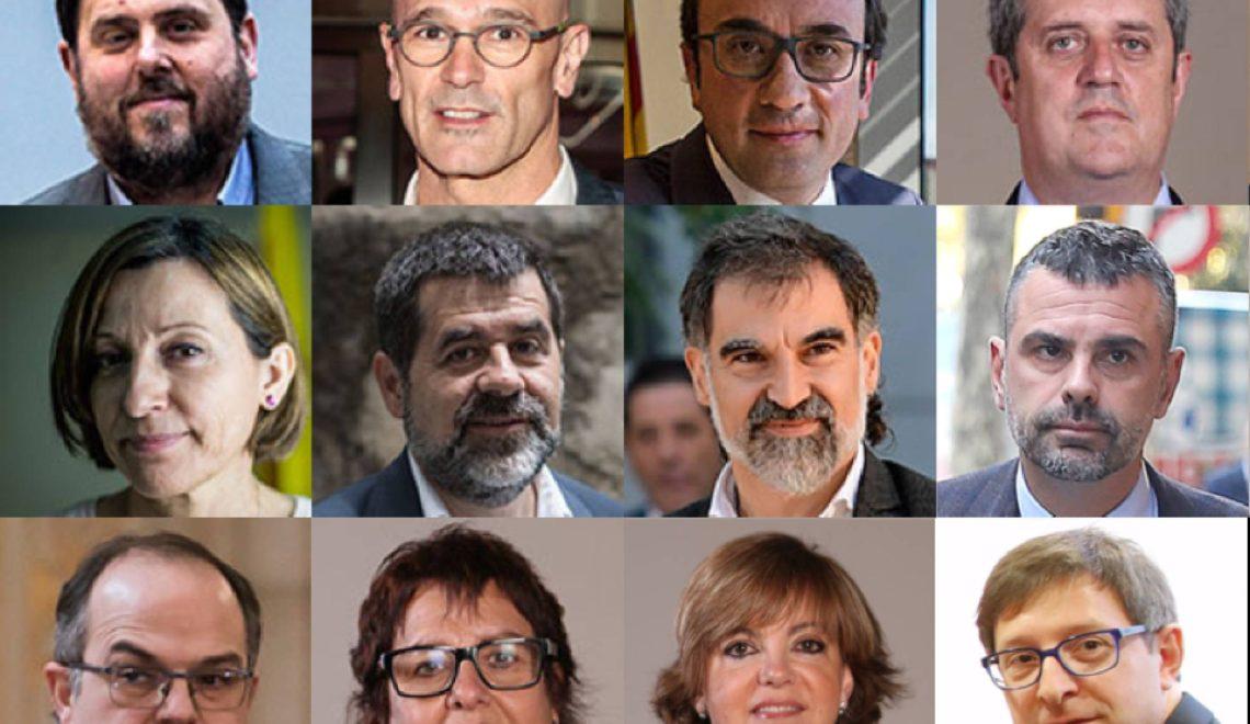 Solidarietà alla Catalogna, no alla repressione!