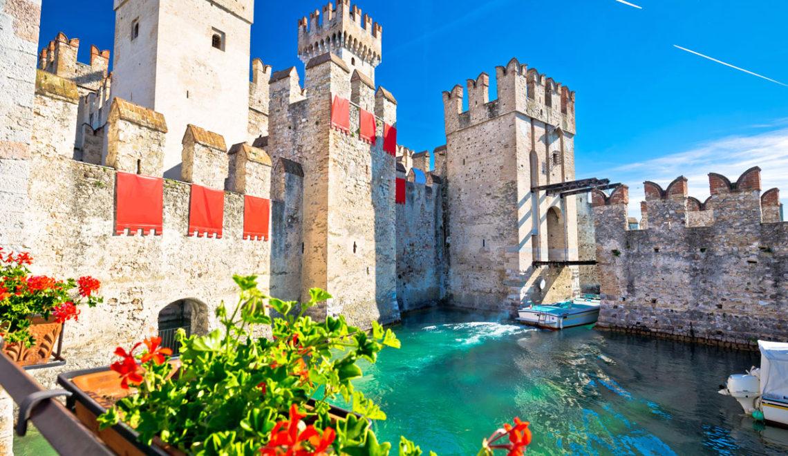 MERAVIGLIE | Il Castello Scaligero di Sirmione