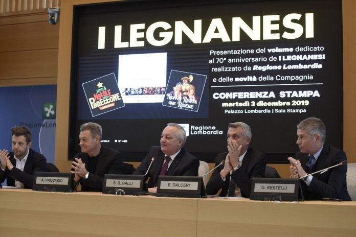 I Legnanesi: un libro per celebrare grandi interpreti di lombardismo