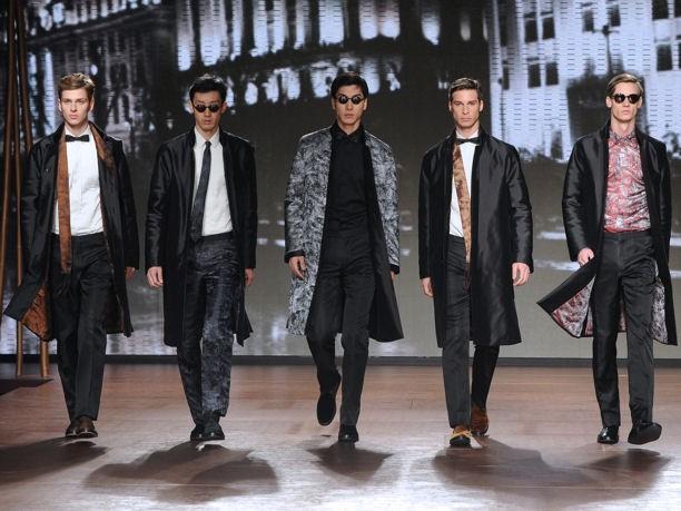 Moda al maschile, in Lombardia il 62%delle imprese.