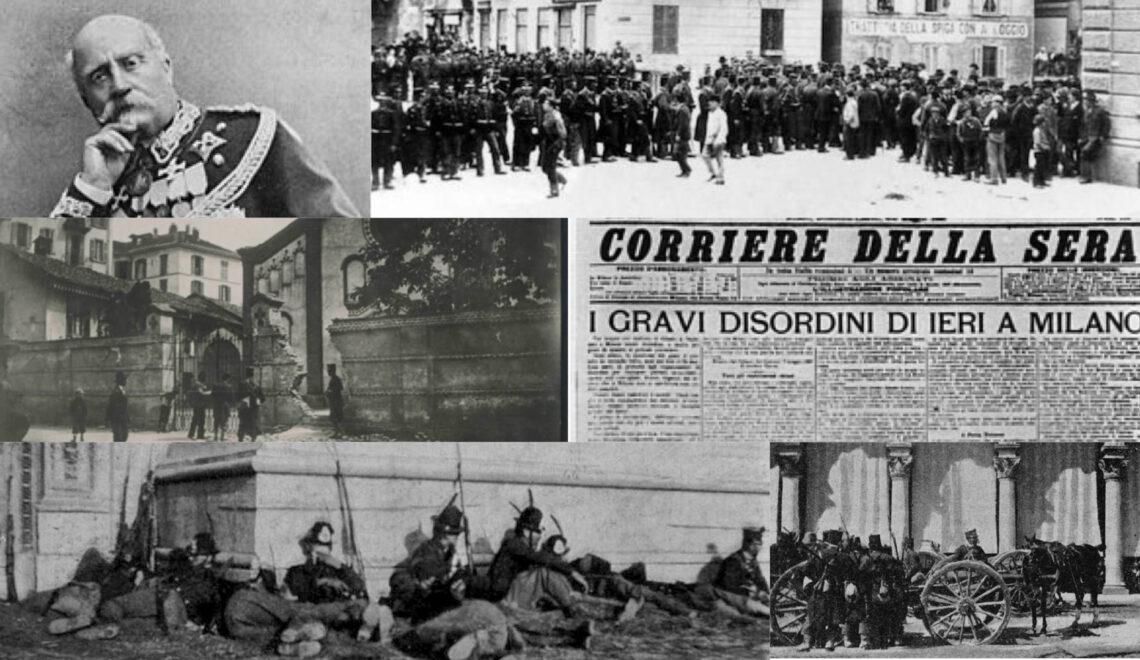 I Moti di Milano del 1898